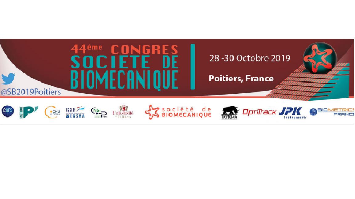 Congres societe de biomecanique