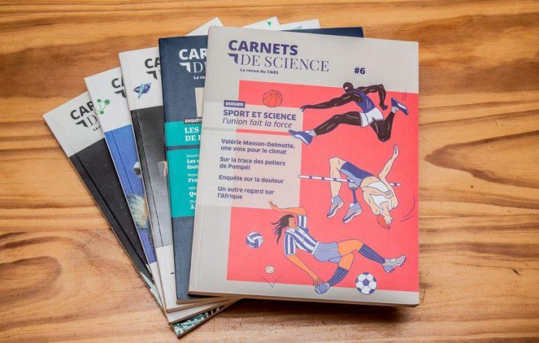 Carnet de science